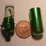 Bison Tube Green